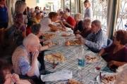 Pizzata alla Lucertola 23/07/2009